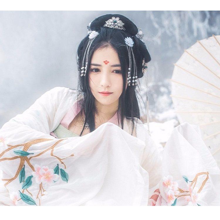 重庆市女装汉服加盟商 重庆女装汉服招商加盟 丝锦汉服