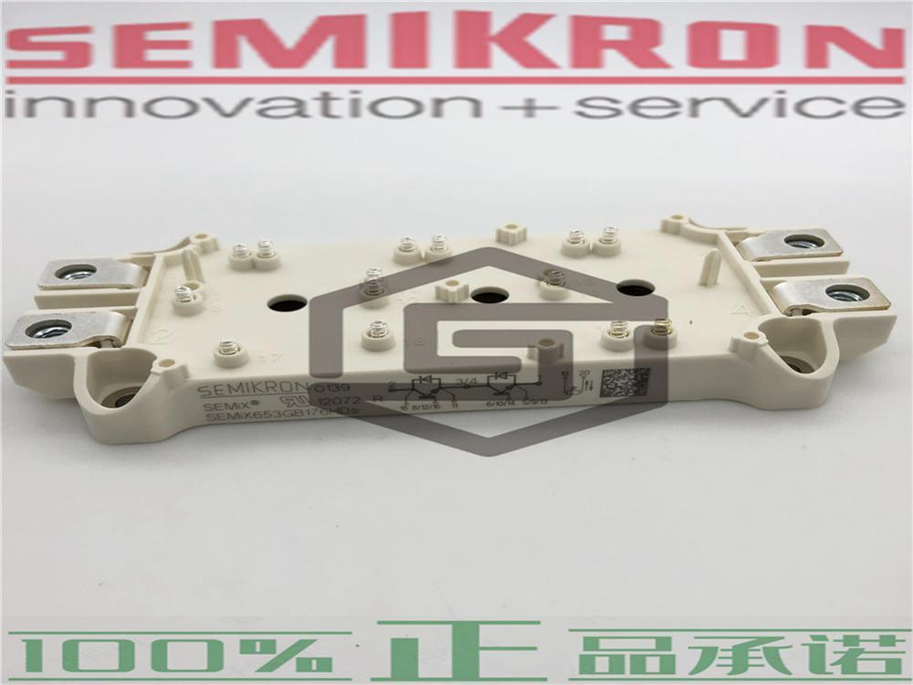 供应 SEMIKRON赛米控SEMiX101GD12Vs-SEMiX302GB17E4s进口IGBT模块