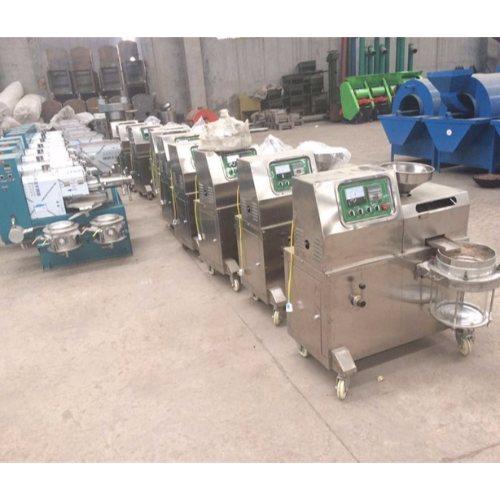 新型油葵榨油机厂价直销 不锈钢油葵榨油机产量 鼎诺机械