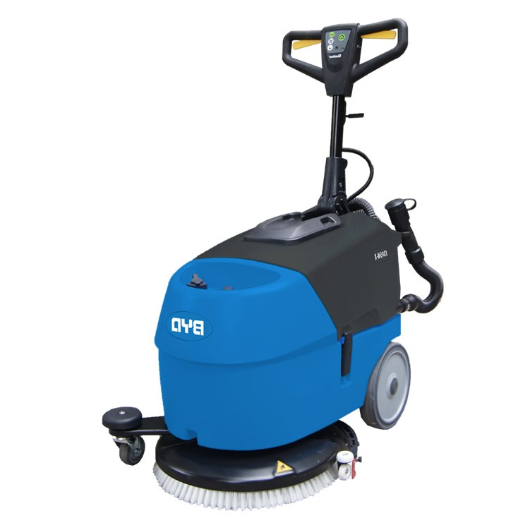 开州洗地机品牌 手推式洗地机