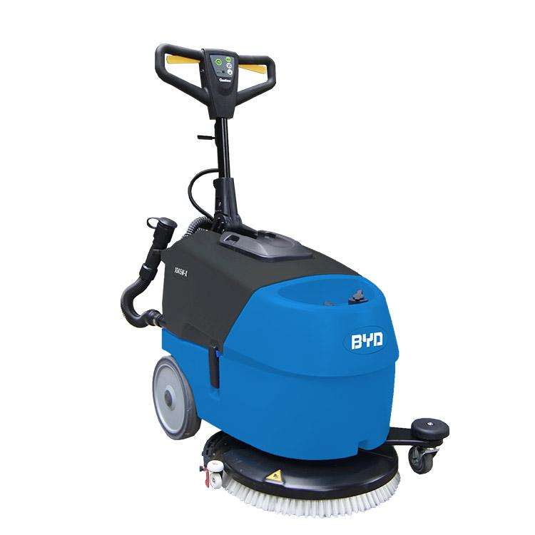 石柱洗地机厂家 手推式洗地机