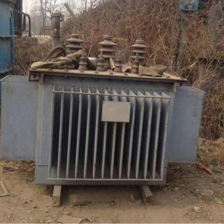 专业废旧变压器回收公司#废旧变压器回收报价&腾跃优质商家