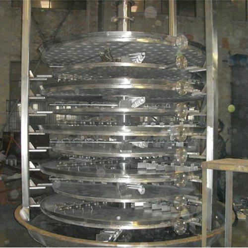 医药盘式干燥设备图片 活性碳酸钙盘式干燥设备强 中科巨能