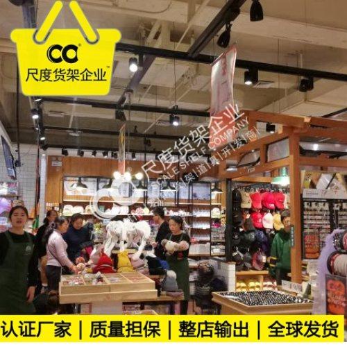 山东省NOME饰品货架量大出售 伶俐货架精品店装修货架
