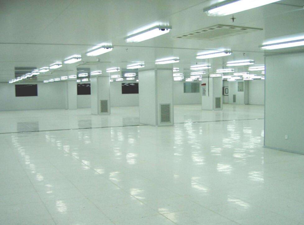 南京实验室生产车间
