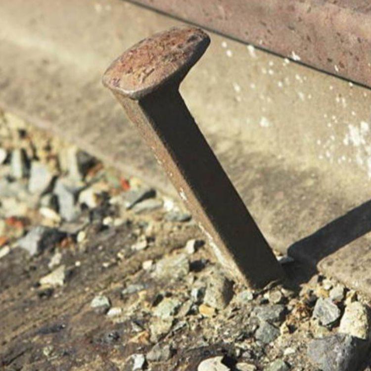 螺旋轨道道钉型号齐全 枕木轨道道钉供应 直销轨道道钉供应 固磐