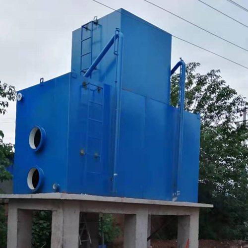 农村一体化污水处理设备定制 农村一体化污水处理设备批发 欧朗