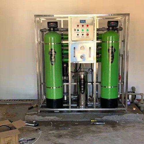 自吸式反渗透净水设备安装 欧朗 单级反渗透净水设备品牌