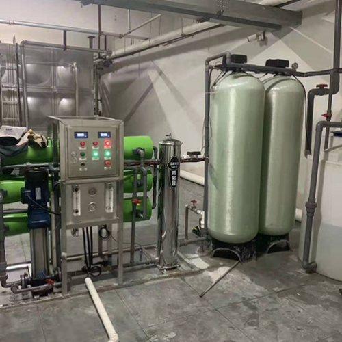 欧朗 自吸式反渗透净水成套设备出售 农村反渗透净水成套设备安装