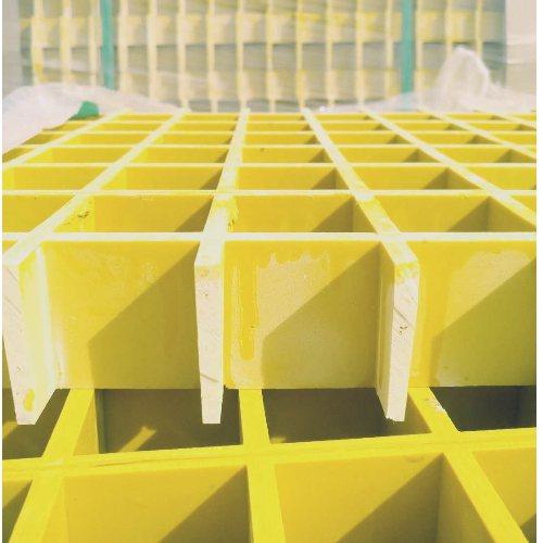 非金属格栅板实体供货 平台非金属格栅板现货 鸿孚格栅板