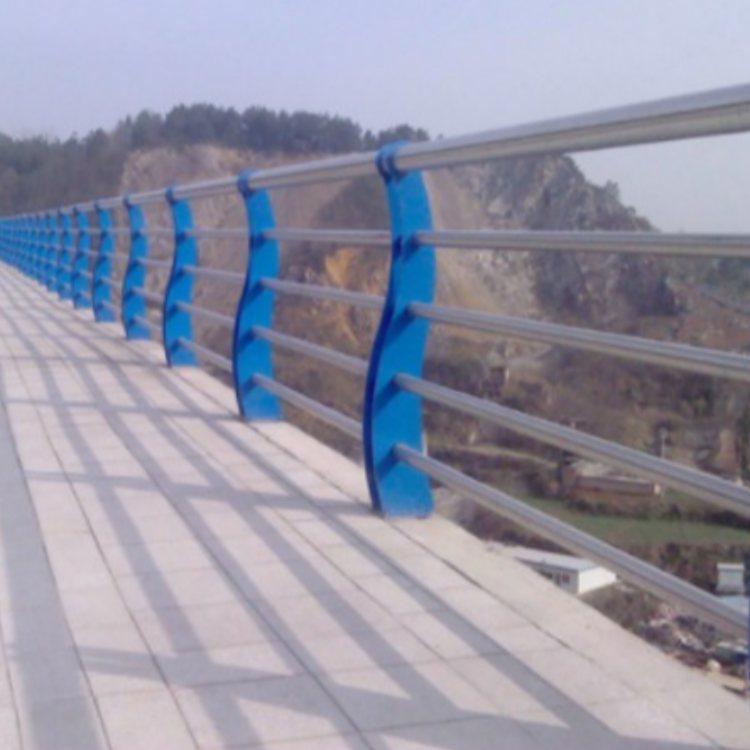 交通不锈钢复合管护栏加工 诚涵 不锈钢复合管护栏生产