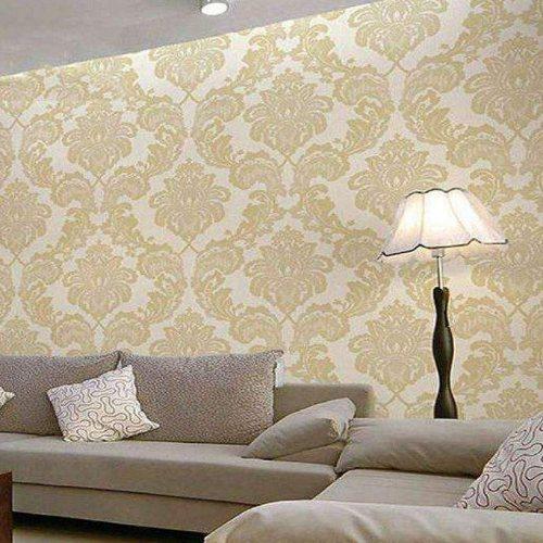 中式壁画墙布定制 客厅壁画墙布订制 云华艺佳 简约壁画墙布施工