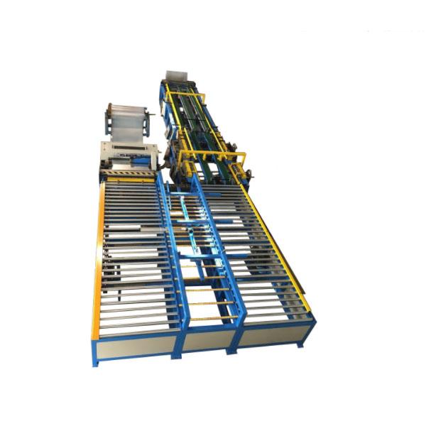 出售风管生产线三线型号 出售风管生产线三线 佳工环保科技