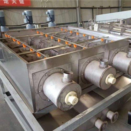 养牛叠螺压滤机选型 201叠螺压滤机 403叠螺压滤机视频 弘满环保