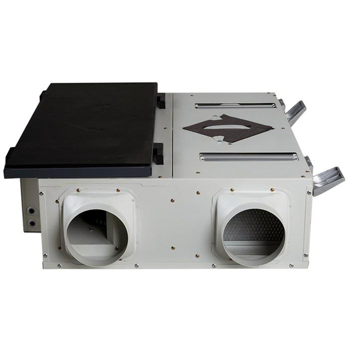 送风排风一体机QFA-D350S QFA-D350S新风全热交换器的作用 绿岛风