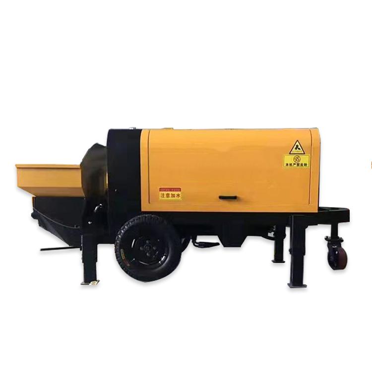 小型细石混凝土输送泵型号 大型细石混凝土输送泵 硕天机械