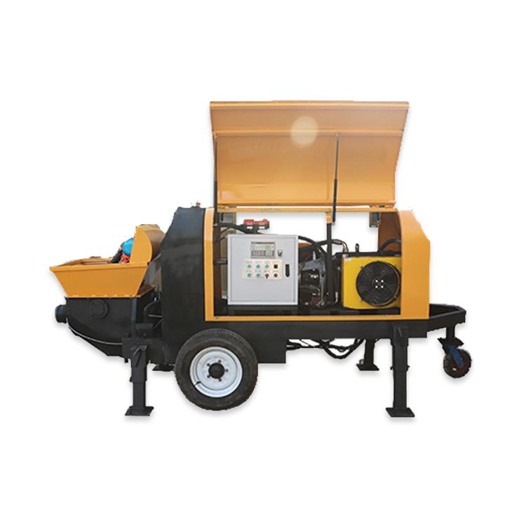 细石混凝土输送泵型号 硕天机械 小型细石混凝土输送泵报价