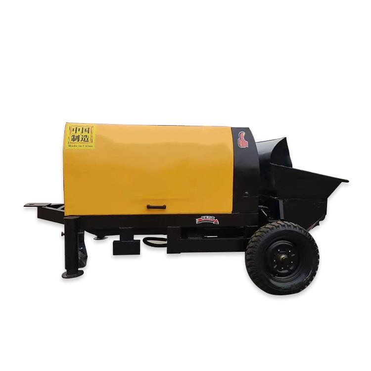 混凝土输送泵型号 小型混凝土输送泵型号 硕天机械 混凝土输送泵