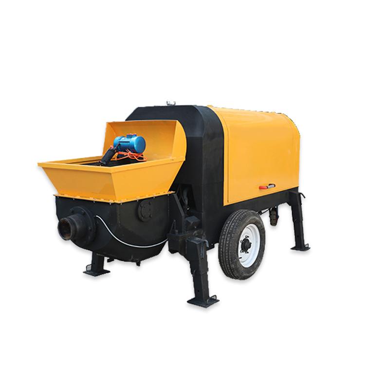 农村混凝土输送泵现货 小型混凝土输送泵 混凝土输送泵 硕天机械