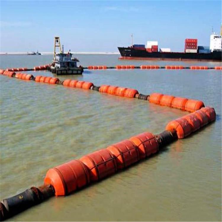水域养殖浮体批发 水域围栏式滚塑浮筒