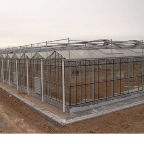 智能连栋拱棚哪家质量好 pc连栋拱棚专业 汉威温室