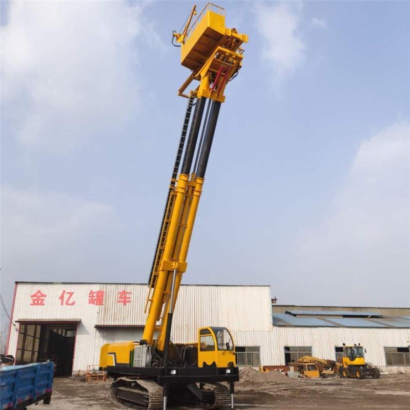 高度15米护坡锚固钻机直销