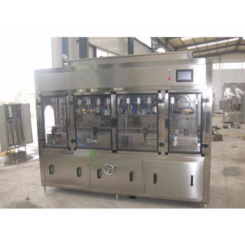 恒鲁机械 供应食用油灌装设备型号 定量食用油灌装设备规格