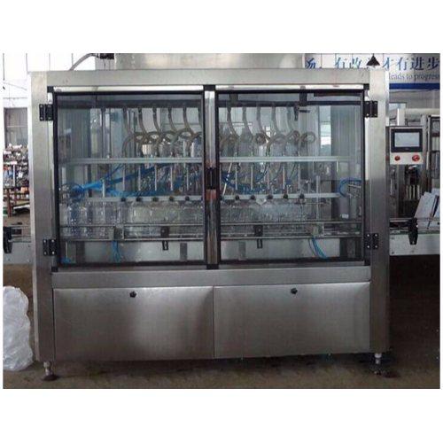 山东食用油灌装设备图片 青州食用油灌装设备品牌 恒鲁机械