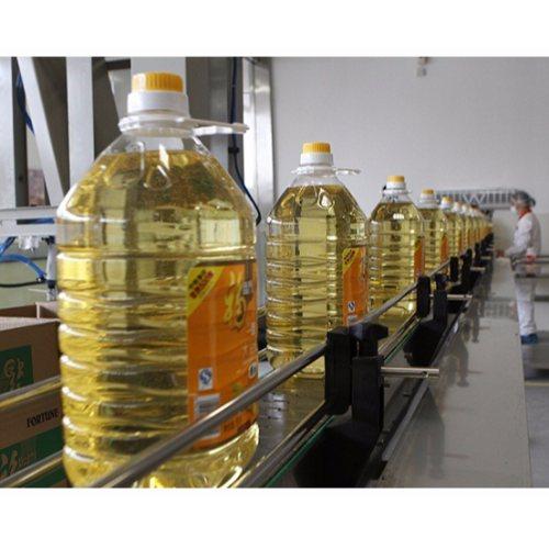 制造食用油灌装机供应商 恒鲁机械 双头食用油灌装机