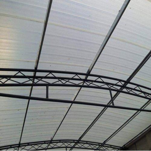 隔音采光板经销商 国标采光板 通盛彩钢 阻燃采光板供应商