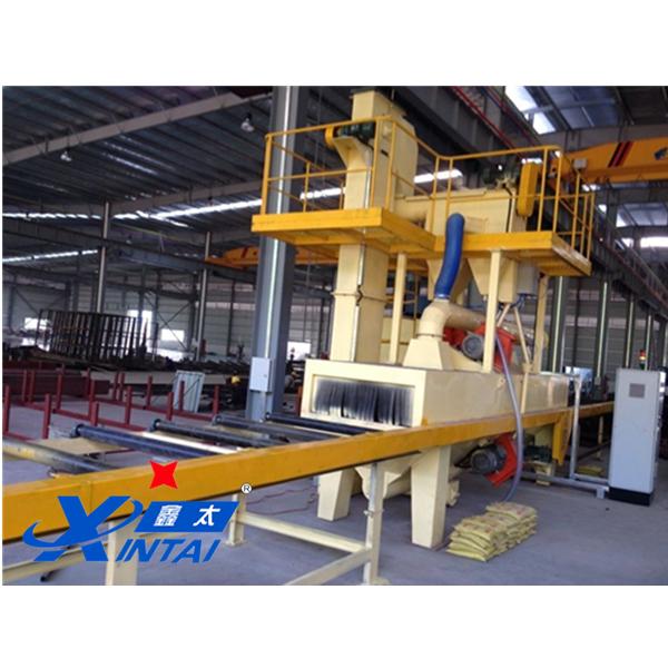 鑫太大型通過拋丸機 全型號標準設備+客戶非標定制 廠家直銷 質量保障