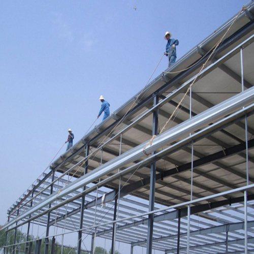 建筑钢结构批发商 东宏彩钢 幕墙钢结构生产厂家