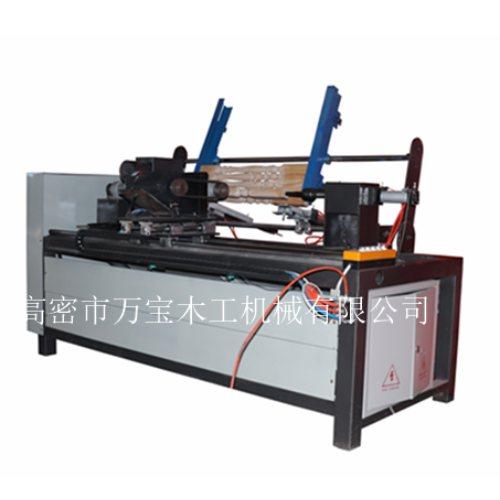 高密楼梯扶手打磨机 万宝木工机械 潍坊楼梯扶手打磨机厂