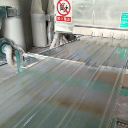 通盛彩钢 隔热阳光瓦生产商 防腐型阳光瓦 温室阳光瓦规格齐全
