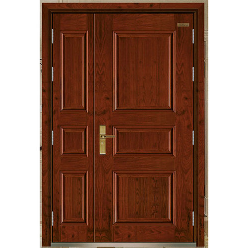珠海普通木质门费用 普通木质门安装 南粤防火门窗