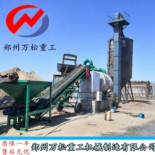 机制沙烘干机 新型机制沙烘干机尺寸 郑州万松重工