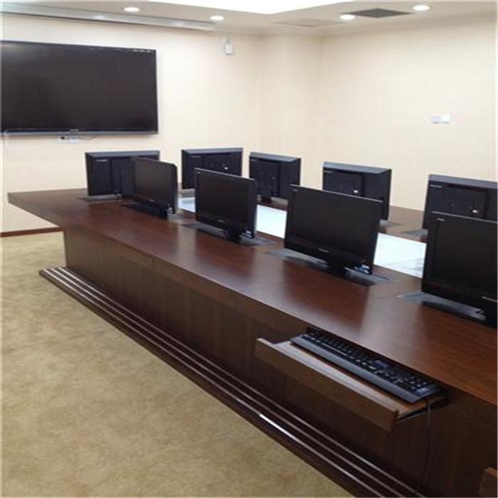 志欧 销售电脑自动升降会议桌批发
