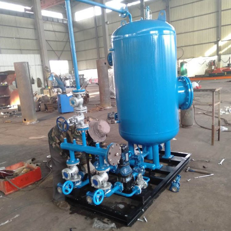 密闭式凝结水回收机组技术方案 旭辉 锅炉凝结水回收机组技术方案