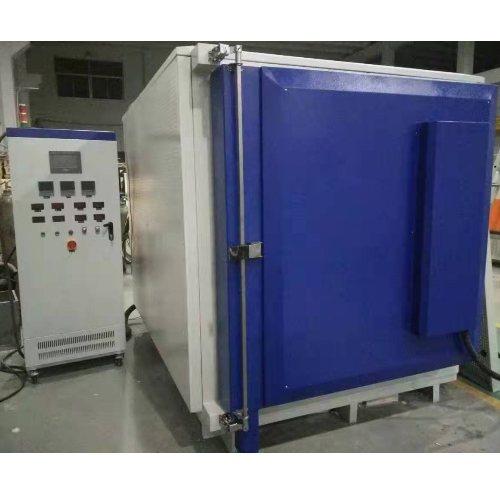 卧式箱式高温炉生产 上海韵通 电热箱式高温炉批发 箱式高温炉