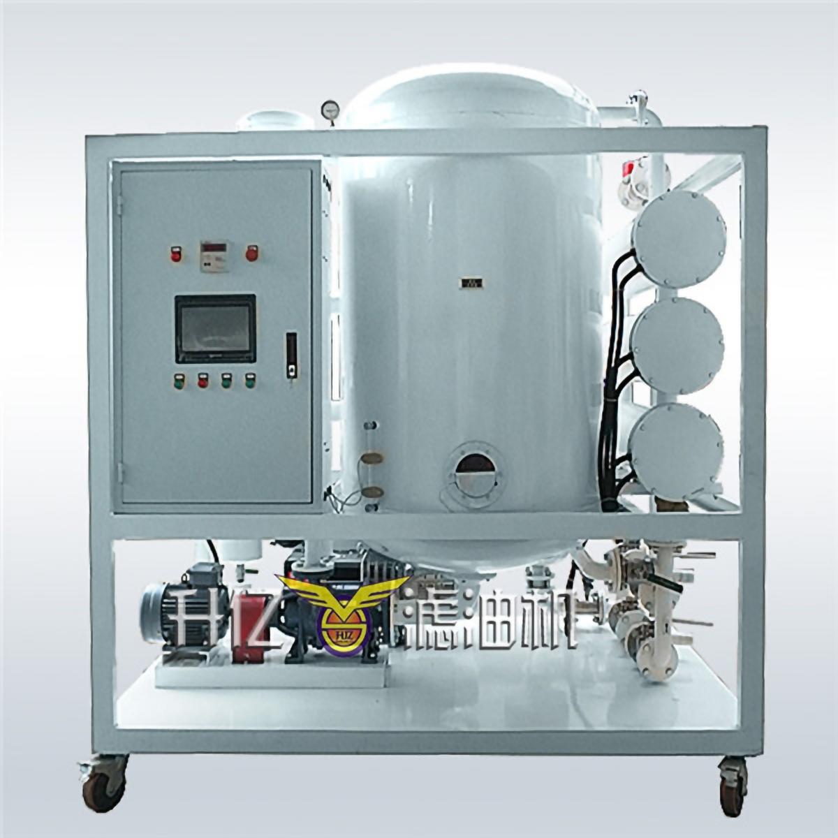 如何使用润滑油滤油机效果 升亿牌滤油机