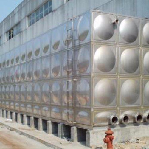 重庆吉铄金属制品 商场消防储水箱安装 消防储水箱定做