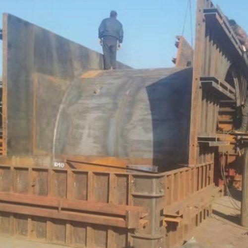 市政工程钢模板