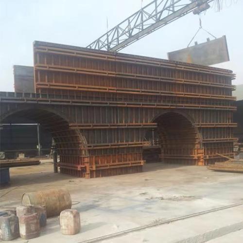 墩柱钢模板可定制加工