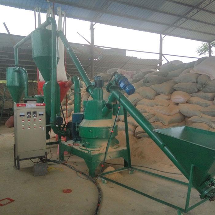 新型造纸木粉机供应商 锐达木粉机 全自动造纸木粉机