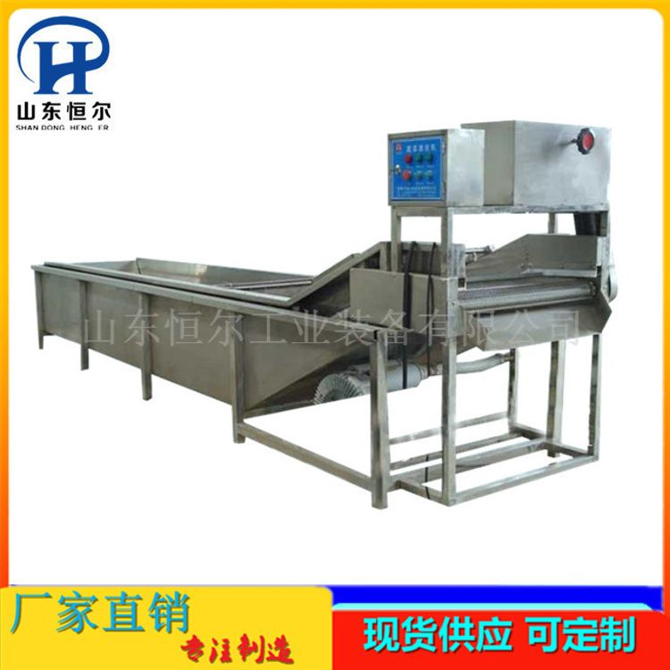 大型洗菜机 洗菜机 大型洗菜机厂家 山东恒尔工业装备