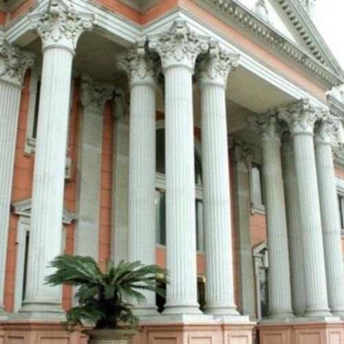 佛山grc罗马柱供应 恒屹建材 潮汕grc罗马柱生产