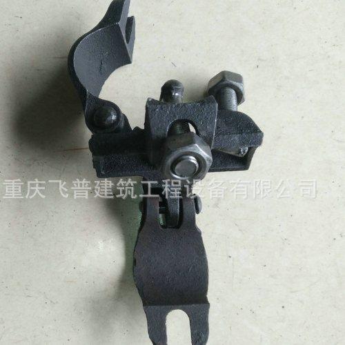 铁路T型建筑扣件出租费用 重庆飞普建筑工程设备有限公司
