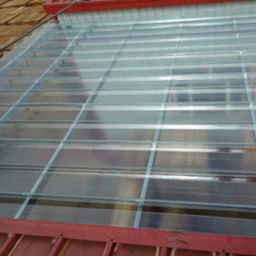山西采光板供应商 通盛彩钢 耐腐采光板供应商 赤峰采光板批发