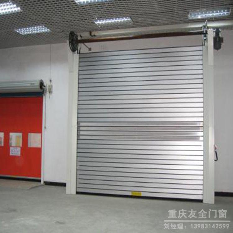 电动铝合金卷帘门