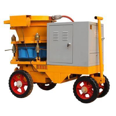 中拓混凝土活塞式喷浆机矿山机械品牌折扣